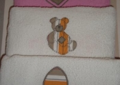 serviettes-brodées