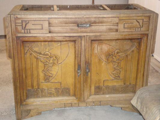 L 39 atelier d 39 anne mes cr ations mes passions - Formation restauration de meubles ...